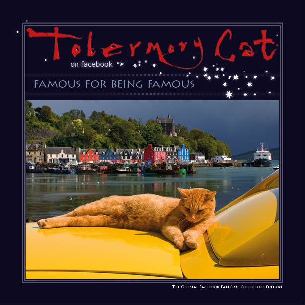 Tobermory Cat Book only £4.95